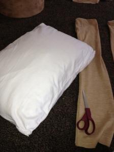 1 pillow per stopper